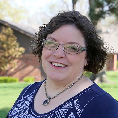 Staff Member Alexandra Duenow